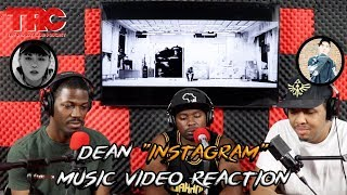 "Dean ""Instagram"" Music Video Reaction"