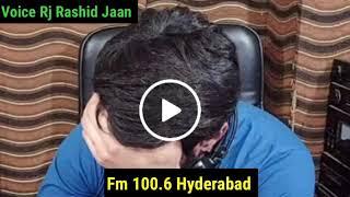 Sindhi Sad Ghazal Voice Rj Rashid Shah
