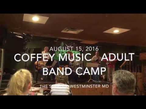 "Coffey Music ""School Of Rock Adult Rock Band Camp All Stars 2016"""