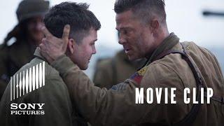 FURY Movie Clip: