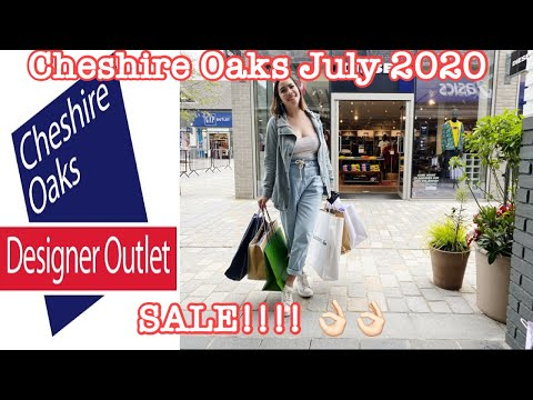 CHESHIRE OAKS DESIGNER OUTLET JULY 2020 SALE!!! WHAT'S NEW?? | GEL'S WORLD
