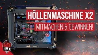So gewinnt Ihr die Höllenmaschine X2 im Wert von über 20.000€ | #HMX2 #GamingPC