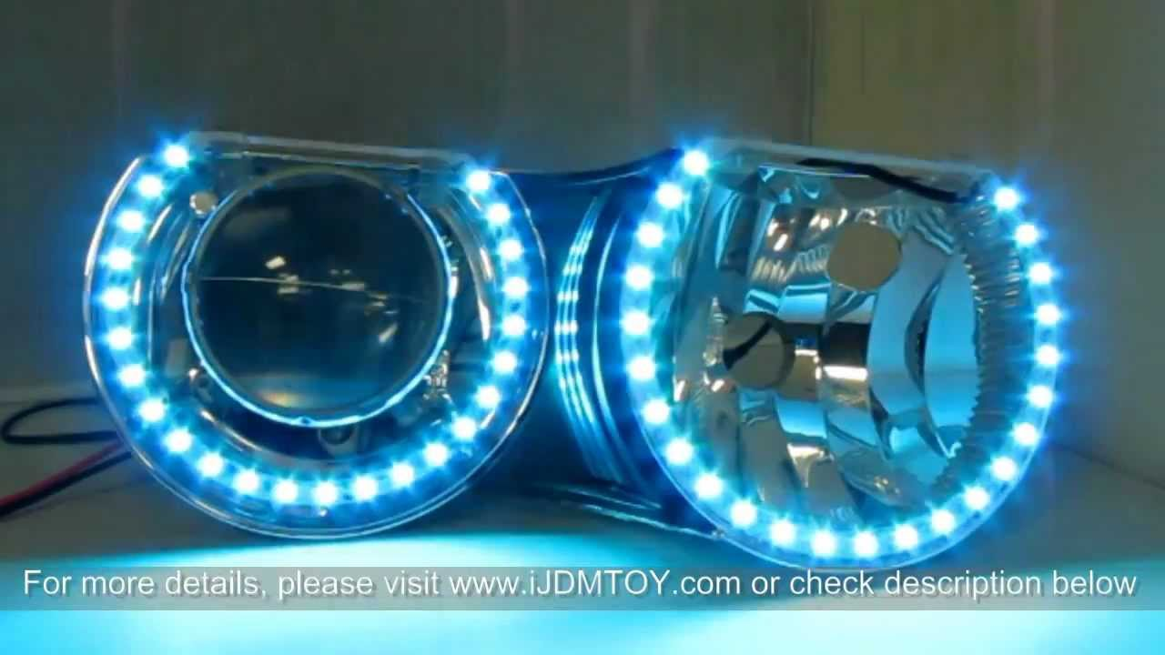Bmw color changing angel eyes-9702