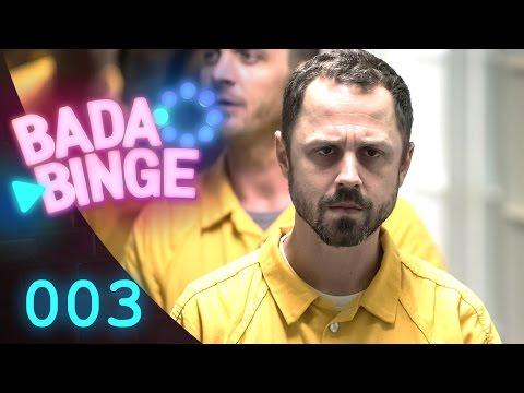 Bada Binge - Die Serien-Show #003 | Sneaky Pete, Utopia, News