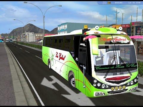 """""""Mod Bus Ecuador"""" v2.01 """"Quito - San Gabriel"""""""