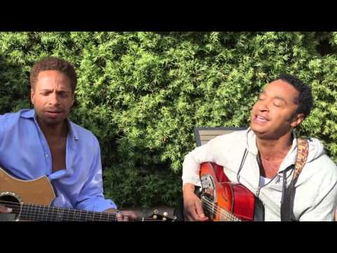 DLEE and Gary Dourdan  Searching Acoustic  Los Angeles