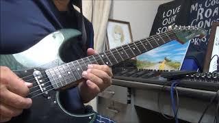 タイム/ピンク・フロイド ギターソロ(マイナスワン)