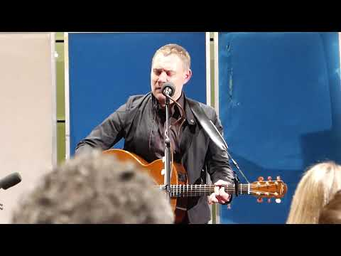David Gray - Say Hello, Wave Goodbye - BBC Mastertapes - Maida Vale - 23 Nov 2017