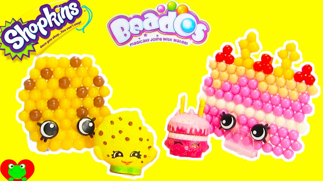 Shopkins Beados Tastee Bakery Activity Pack With Wishes