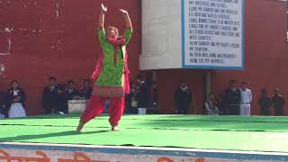 Dance in school on cham cham by sonalika