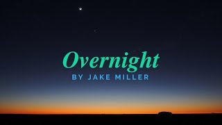 Gambar cover Jake Miller - Overnight (lyrics)