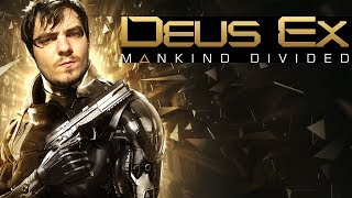 Нарезка стрима от 24.08.2016 Deus Ex: Mankind Divided [Что-то не так]