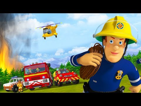 Fireman Sam US New Episodes HD | S.O.S Call Fireman Sam! | Best Rescues Compilation 🚒 🔥 Kids Movies