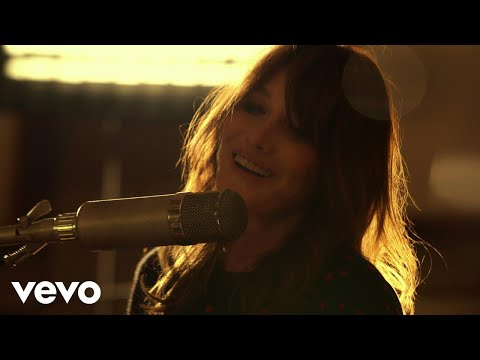 Carla Bruni - Miss You (Live Session)