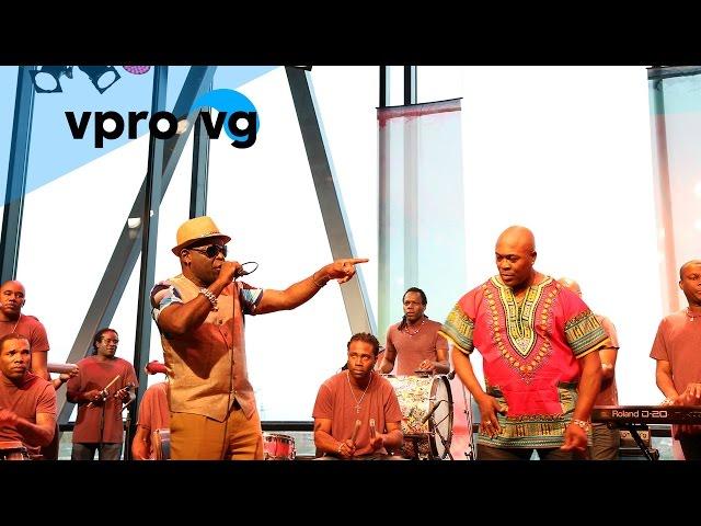 Lobi Firi - Edgar Burgos/ Feyanti Medley (live @Bimhuis Amsterdam)