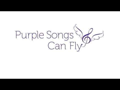 Purple Songs Can Fly Radio Show #4 - Aaron Kaufman, Tricia Fox