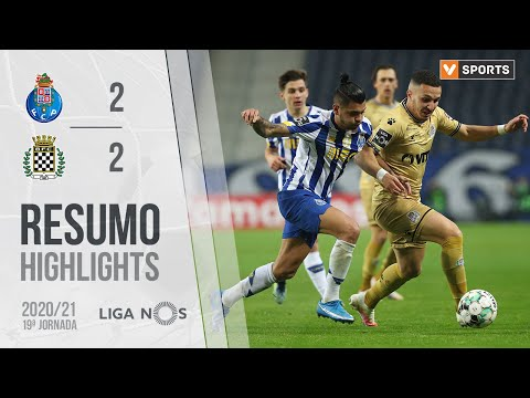 FC Porto Boavista Goals And Highlights