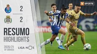Highlights   Resumo: FC Porto 2-2 Boavista (Liga 20/21 #19)