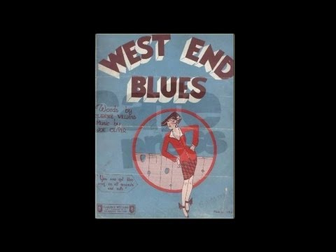 Ethel Waters - West End Blues (1928)