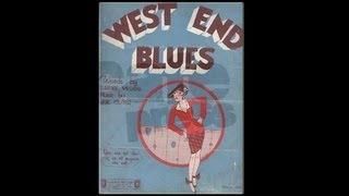 Ethel Waters - West End Blues (1928)