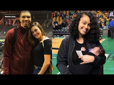 Download Youtube: Celtics Rookie Jayson Tatum BUSTED Juggling Two Girlfriends AND a Baby!