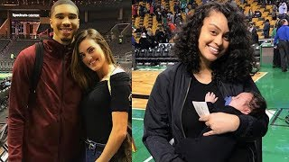 Celtics Rookie Jayson Tatum BUSTED Juggling Two Girlfriends AND a Baby!