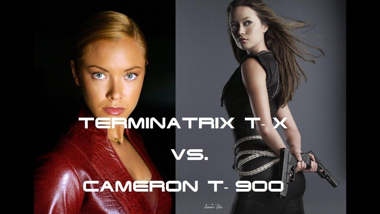Download Terminator - Cameron vs. Terminatrix (no music)