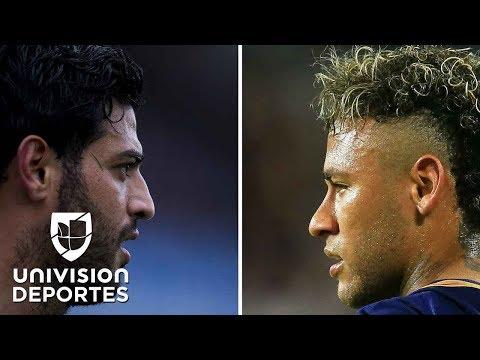 ¿Carlos Vela pudo haber sido el reemplazo de Neymar en el Barcelona?
