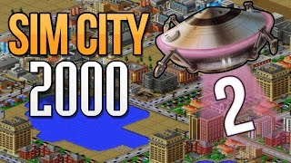 Let's Play SimCity 2000 - FIGHT POLLUTION - Part 2 ★ (SimCity 2000 Gameplay & Commentary)