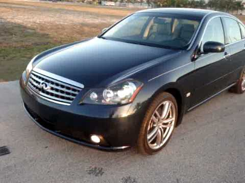 2007 infiniti m35 sports sedan for sale 16 035 miles vin jnkay01e27m309042 youtube. Black Bedroom Furniture Sets. Home Design Ideas