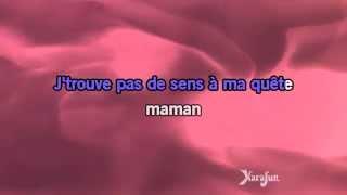 Karaoké Maman Radio Edit Louane