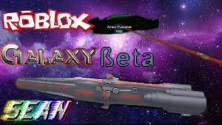 Roblox:Galaxy [BETA] Stream Alien Punisher Battle Fail