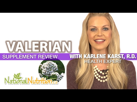 Professional Supplement Review - Valerian