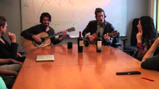 Popdust Presents: The Revivalists Live From The Boardroom
