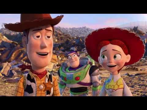 Disney & Others Meets Toy Story 3 - Back To Andy's House/This Isn't Good Bye