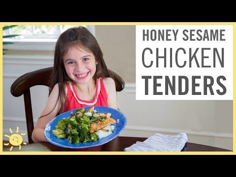 EAT   Avery's Favorite Honey Sesame Chicken Tenders
