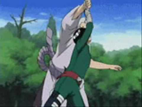 rock lee , naruto e gaara vs kimimaro! - YouTube Gaara And Rock Lee Vs Kimimaro