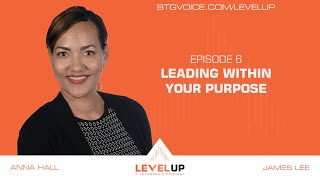 Leading Within Your Purpose