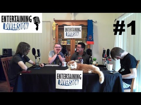 The Beginning - The Entertaining Diversion Podcast - Episode 1
