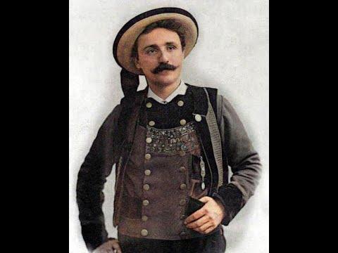 Théodore Botrel - La paimpolaise (avec paroles)