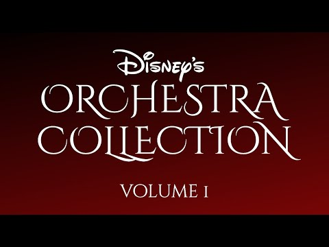Disney Orchestra Collection Volume 1 -  Disney Orchestra and Piano Music