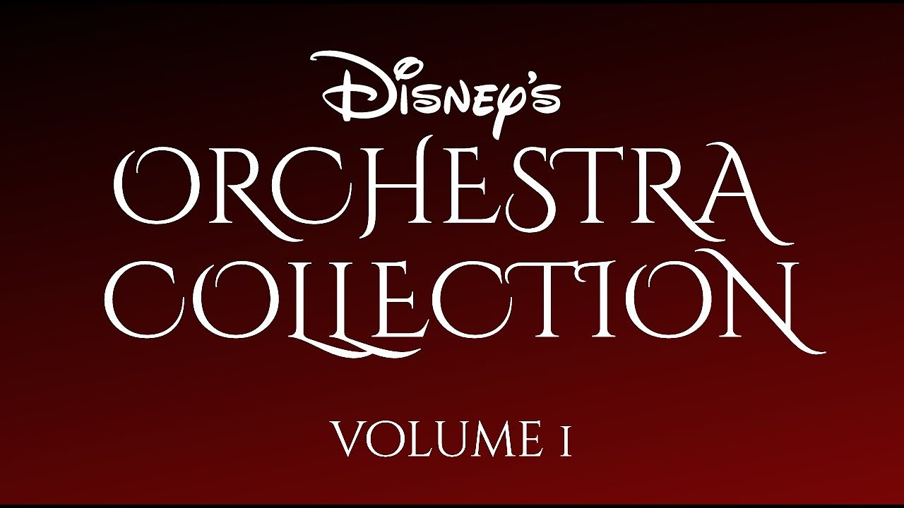 Disney Orchestra Collection Volume 1 Disney Orchestra And Piano Music Youtube