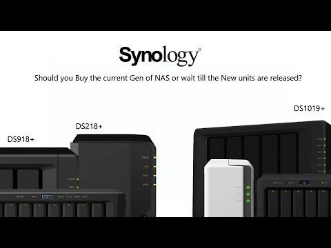 Synology New Gen v Old Gen NAS