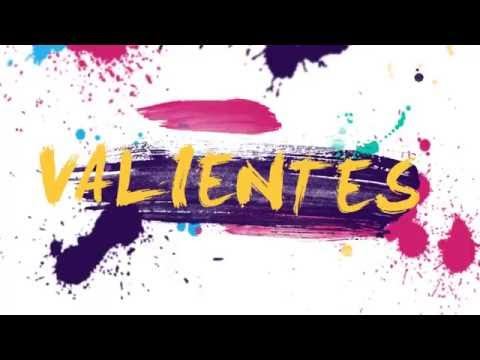 Lujavo - Valientes ft. Brosste Moor  (Lyric Video)