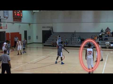 Ryan McAdoo (Class of 2017) Basketball Highlights #22 SF