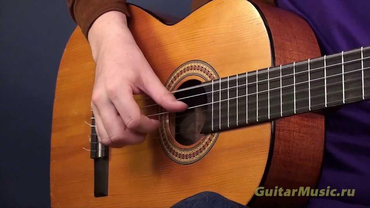 переборы для гитары для начинающих схемы