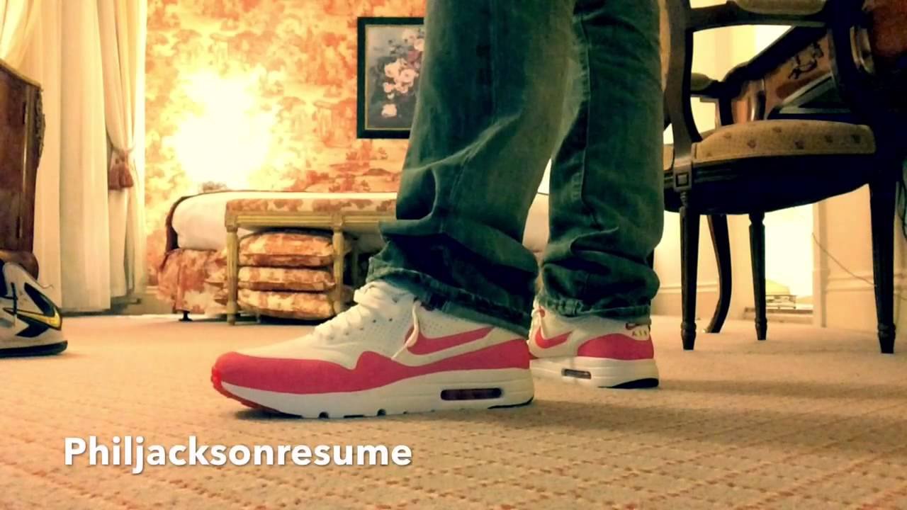 Revelation (Nike Air Max 1 Ultra Moire Challenge Red Amsterdam 2015)