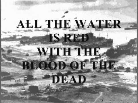 Iron Maiden - The Longest Day (lyrics)