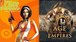 Вечерний NOLF, ночной Age of Empires