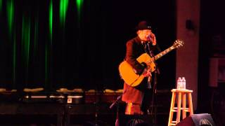 Kinky Friedman - Old Ben Lucas - WOW Hall - Eugene, OR - 12/20/12